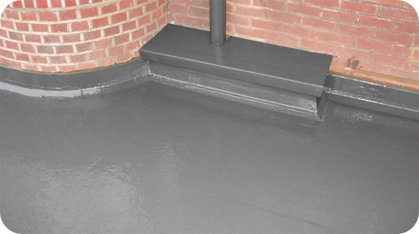 Lincoln Build - Glass Fibre Flat Roofing System